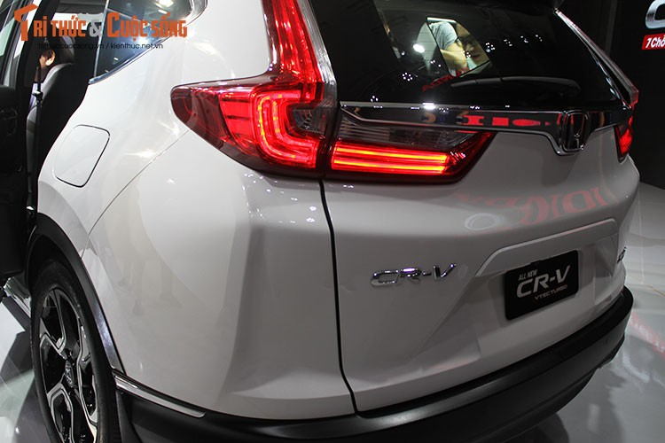 Can canh Honda CR-V 7 cho gia hon 1 ty tai VIet Nam-Hinh-7