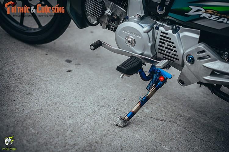 Xe may Honda Dream II do hon 200 trieu tai Lam Dong-Hinh-10