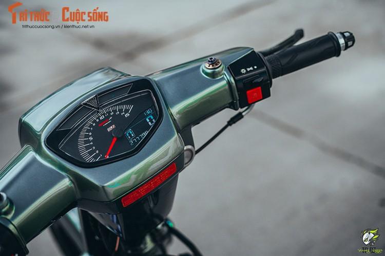 Xe may Honda Dream II do hon 200 trieu tai Lam Dong-Hinh-3