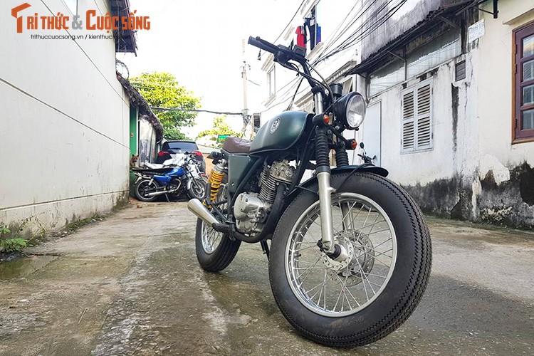 Tho Sai Gon do Suzuki GN125 sieu chat chi 30 trieu dong-Hinh-2