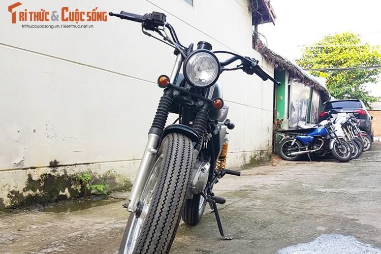 Tho Sai Gon do Suzuki GN125 sieu chat chi 30 trieu dong-Hinh-3