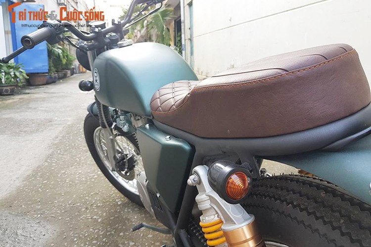 Tho Sai Gon do Suzuki GN125 sieu chat chi 30 trieu dong-Hinh-7