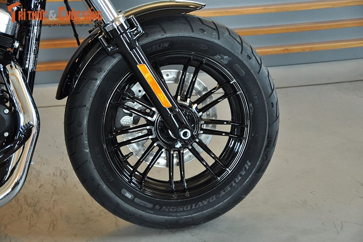 "Moto Harley Forty-Eight 115th ""chot gia"" 639 trieu tai VN-Hinh-8"