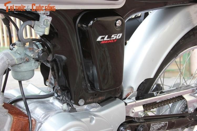 Chi tiet xe may Honda CL50 Benly gia hon 100 trieu dong-Hinh-11