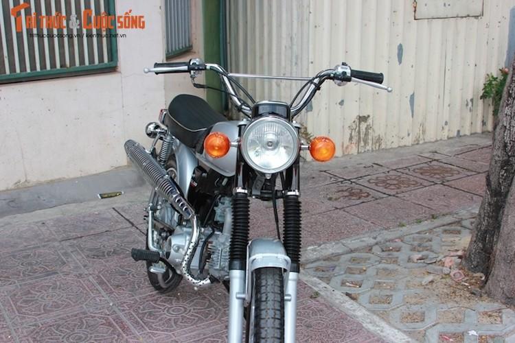 Chi tiet xe may Honda CL50 Benly gia hon 100 trieu dong-Hinh-2