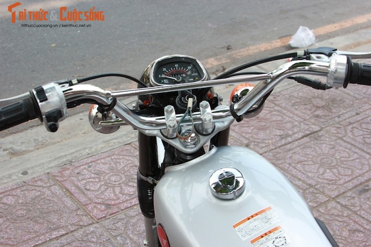Chi tiet xe may Honda CL50 Benly gia hon 100 trieu dong-Hinh-5