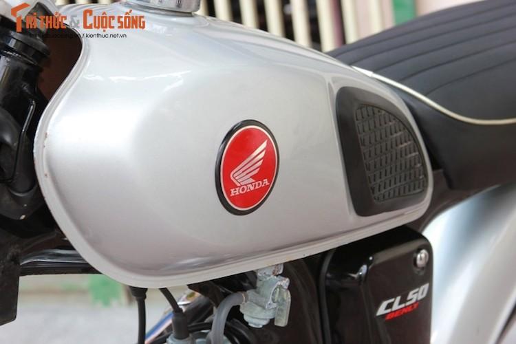 Chi tiet xe may Honda CL50 Benly gia hon 100 trieu dong-Hinh-7