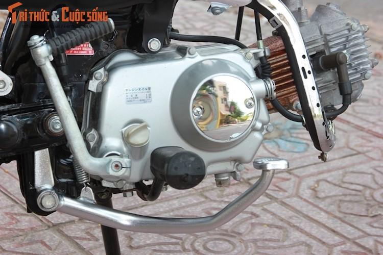 Chi tiet xe may Honda CL50 Benly gia hon 100 trieu dong-Hinh-8