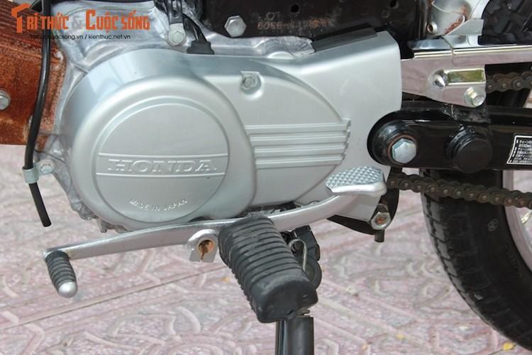 Chi tiet xe may Honda CL50 Benly gia hon 100 trieu dong-Hinh-9