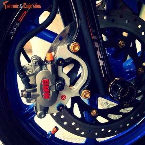 """Yamaha Exciter 135 bien tu quy 9 """"dai chat"""" tai Tra Vinh-Hinh-4"""