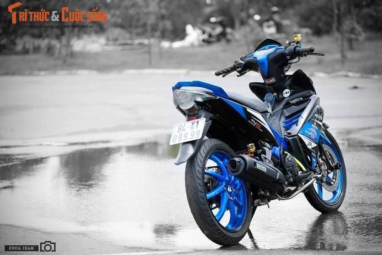 """Yamaha Exciter 135 bien tu quy 9 """"dai chat"""" tai Tra Vinh-Hinh-8"""