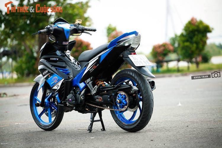 """Yamaha Exciter 135 bien tu quy 9 """"dai chat"""" tai Tra Vinh-Hinh-9"""