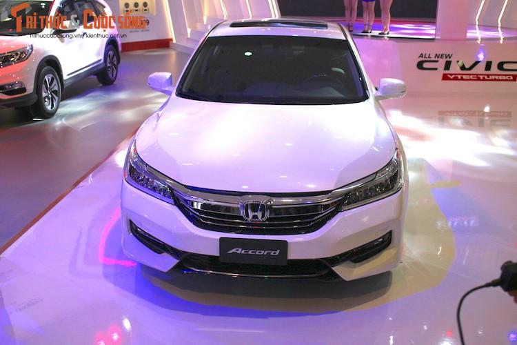 Kham pha gian hang oto Honda Viet Nam tai VMS 2016-Hinh-6