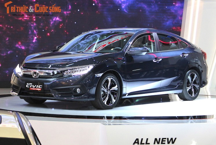 """Can canh Honda Civic 2017 gia """"duoi 1 ty dong"""" tai VN-Hinh-2"""