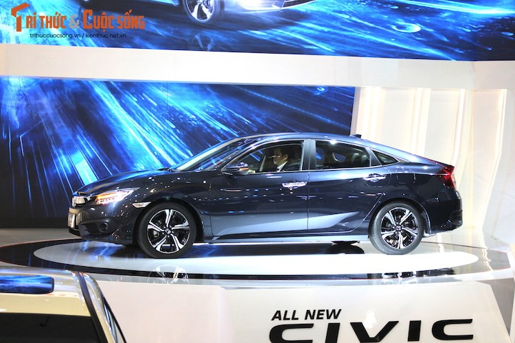 """Can canh Honda Civic 2017 gia """"duoi 1 ty dong"""" tai VN-Hinh-4"""