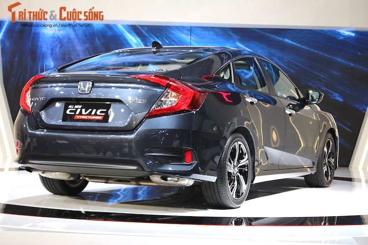 """Can canh Honda Civic 2017 gia """"duoi 1 ty dong"""" tai VN-Hinh-5"""