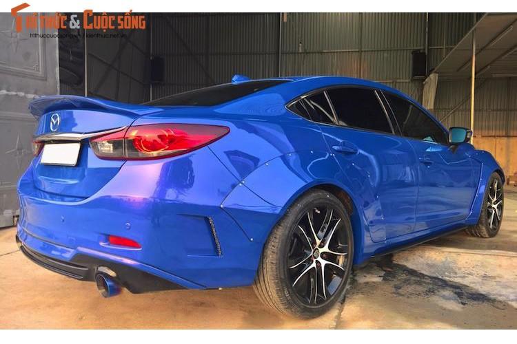 "Sedan Mazda 6 do widebody ""doc nhat"" Viet Nam-Hinh-6"
