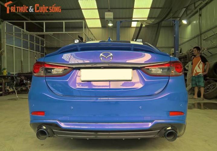 "Sedan Mazda 6 do widebody ""doc nhat"" Viet Nam-Hinh-7"
