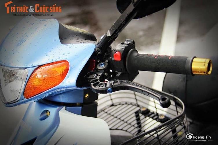 """""""Xe no"""" 2 ky Yamaha Z125 do 200 trieu tai Sai Gon-Hinh-3"""