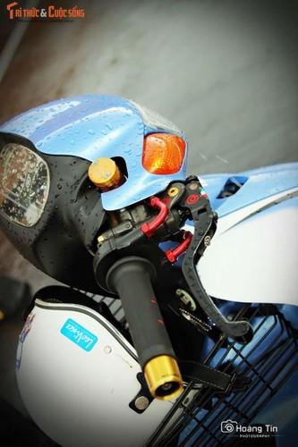 """""""Xe no"""" 2 ky Yamaha Z125 do 200 trieu tai Sai Gon-Hinh-4"""