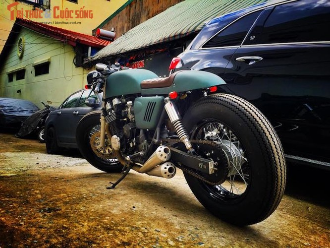 "Honda CB750 do cafe racer ""sieu ngau"" tai Sai Gon-Hinh-6"