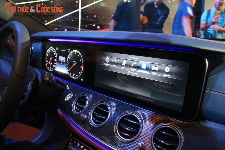 Can canh Mercedes E-Class 2017 gia hon 2 ty tai VN-Hinh-10