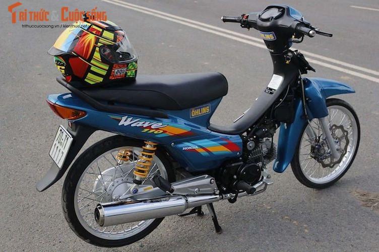 Honda Wave 110 Thai do kieng