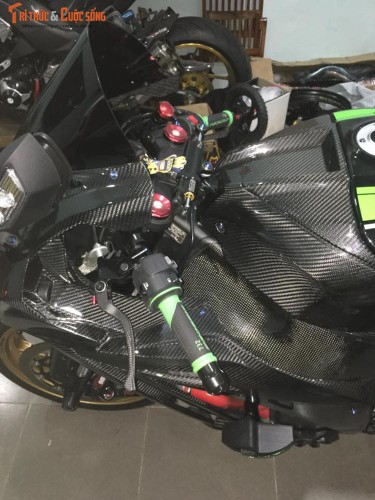 "Sieu moto Kawasaki ZX-10R do carbon ""sieu khung"" tai VN-Hinh-3"