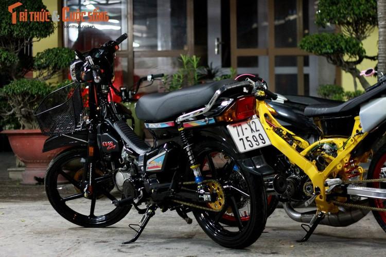 """Honda Dream II Thai Lan do """"sieu an tuong"""" o Sai Gon-Hinh-2"""