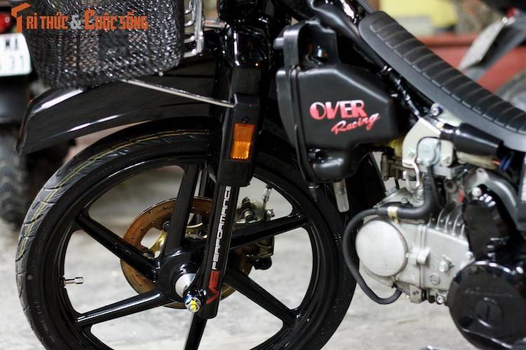 """Honda Dream II Thai Lan do """"sieu an tuong"""" o Sai Gon-Hinh-3"""