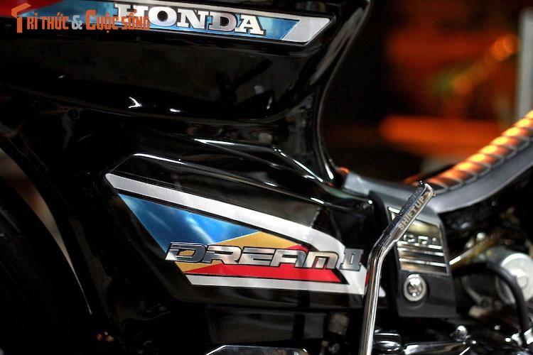 """Honda Dream II Thai Lan do """"sieu an tuong"""" o Sai Gon-Hinh-5"""