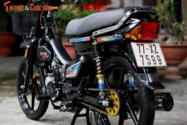 """Honda Dream II Thai Lan do """"sieu an tuong"""" o Sai Gon-Hinh-6"""