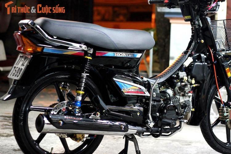 """Honda Dream II Thai Lan do """"sieu an tuong"""" o Sai Gon-Hinh-7"""