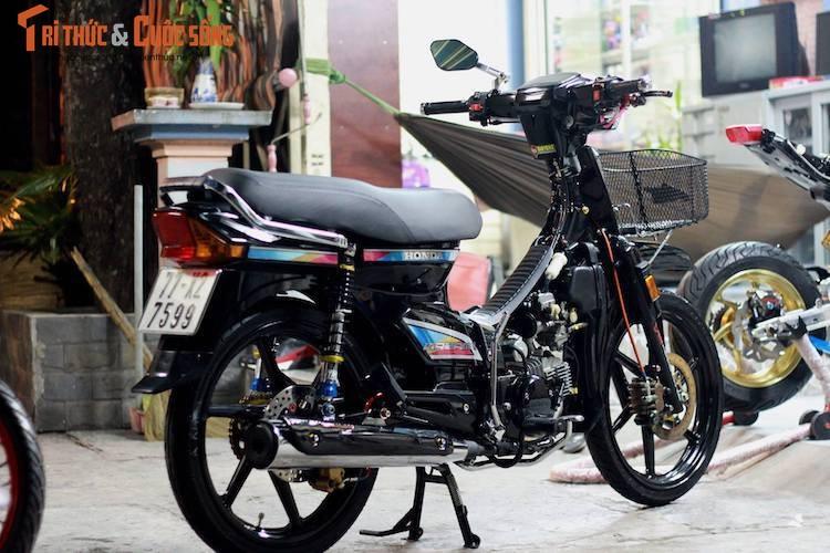 """Honda Dream II Thai Lan do """"sieu an tuong"""" o Sai Gon-Hinh-9"""
