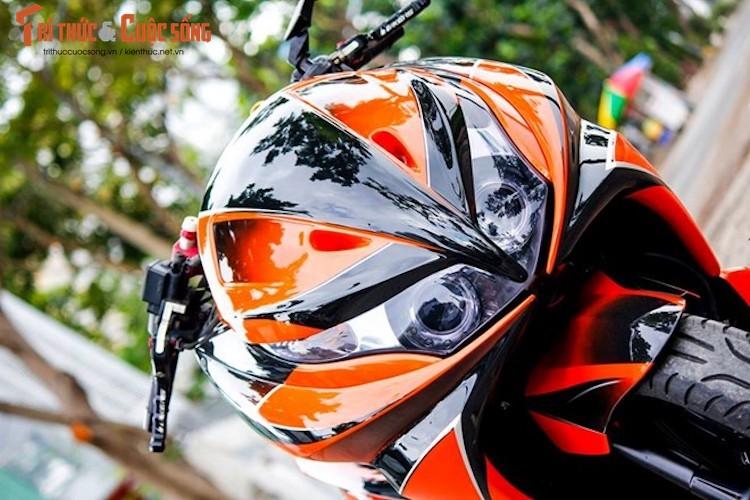 """Honda PCX do Maxi Scooter """"sieu chat choi"""" tai Ha Noi-Hinh-2"""