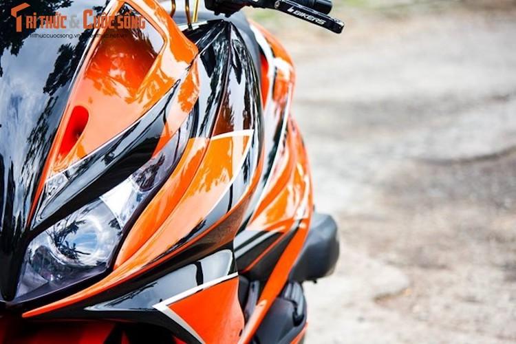 """Honda PCX do Maxi Scooter """"sieu chat choi"""" tai Ha Noi-Hinh-3"""