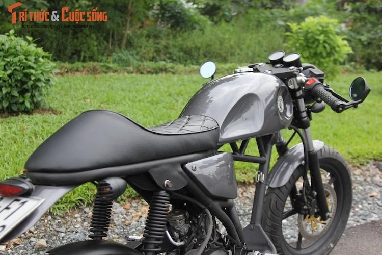 "Yamaha Nouvo ""lot xac"" cafe racer kich doc tai Sai Gon-Hinh-8"