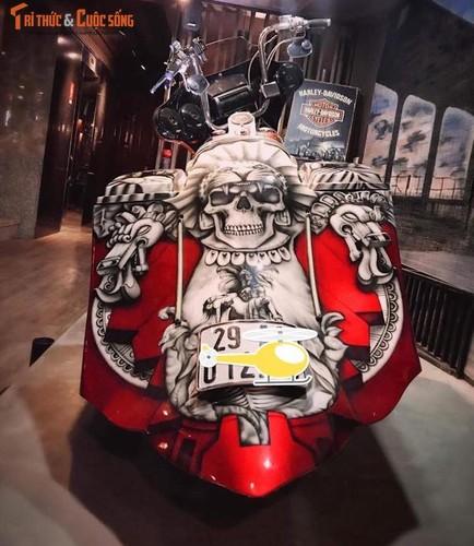 "Harley-Davidson Fatboy do touring ""sieu doc"" tai Ha Noi-Hinh-3"