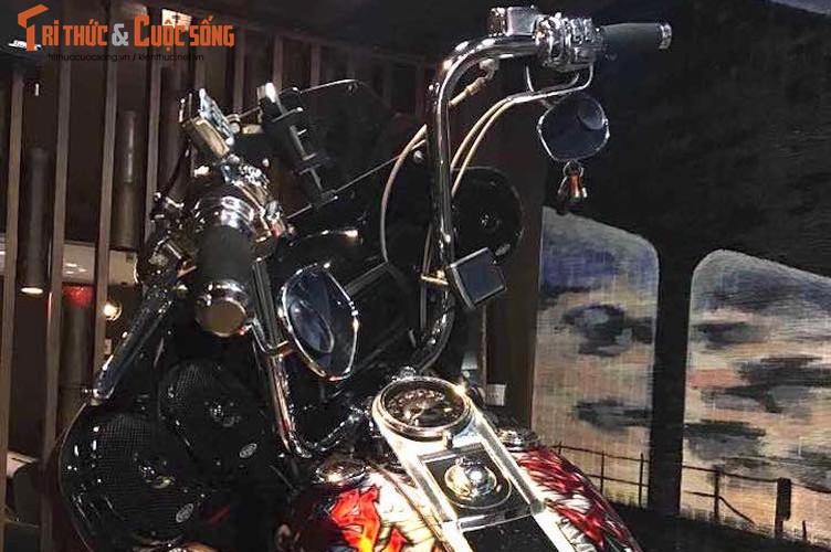 "Harley-Davidson Fatboy do touring ""sieu doc"" tai Ha Noi-Hinh-5"