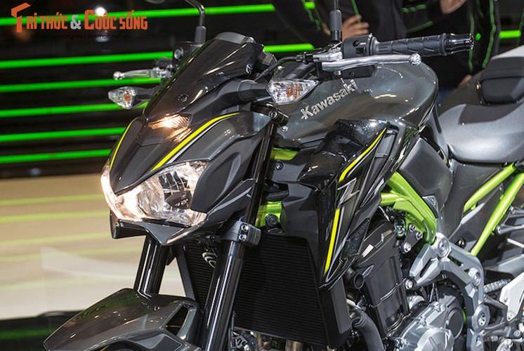 Can canh Kawasaki Z900 2017 gia 288 trieu tai Viet Nam-Hinh-2