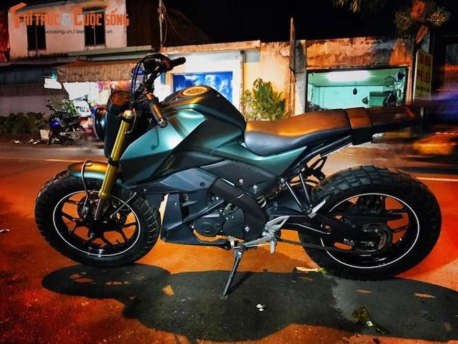 """Yamaha TFX150 do """"cao cao"""" enduro cuc doc tai Sai Gon"""