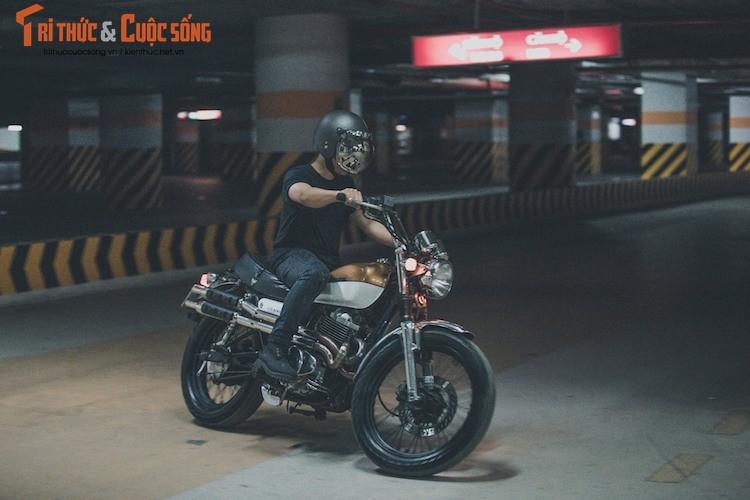 Honda CB400SS do scrambler chat tai Ha Noi-Hinh-2