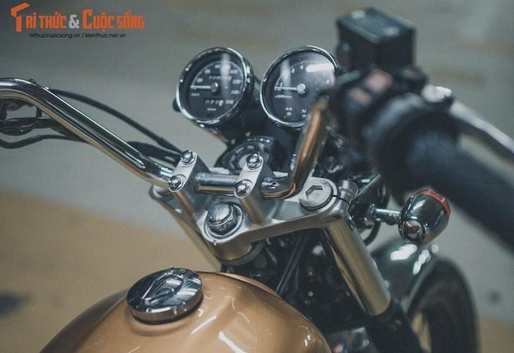 Honda CB400SS do scrambler chat tai Ha Noi-Hinh-4