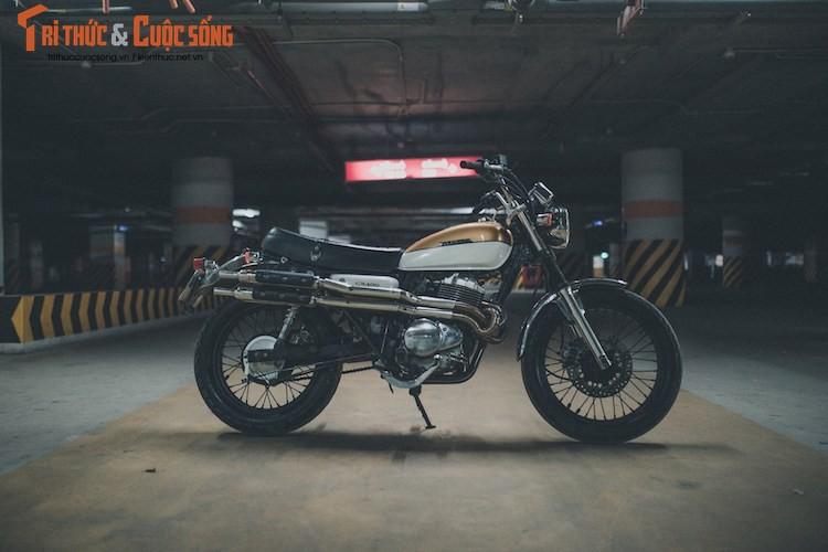 Honda CB400SS do scrambler chat tai Ha Noi-Hinh-5