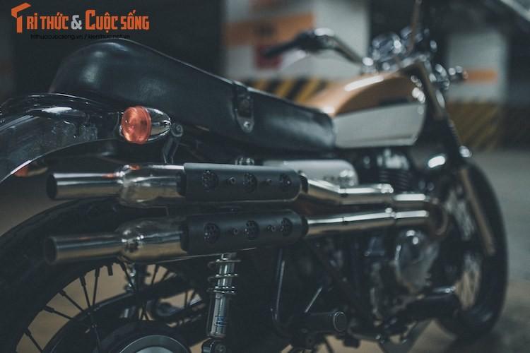 Honda CB400SS do scrambler chat tai Ha Noi-Hinh-8