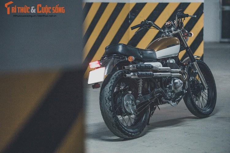 Honda CB400SS do scrambler chat tai Ha Noi-Hinh-9