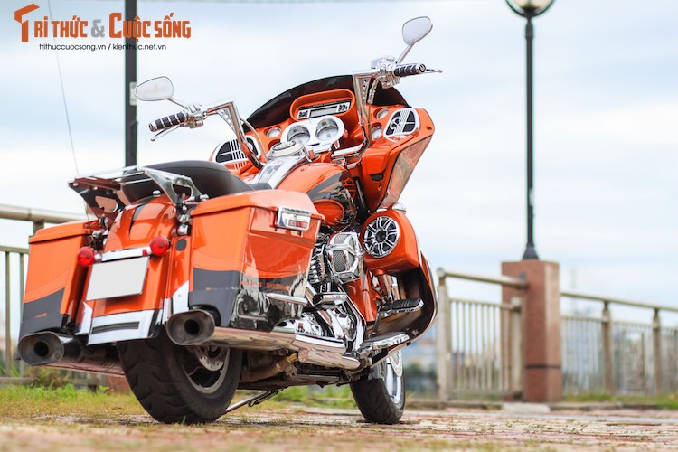 "Harley-Davidson Road Glide ""giat"" CVO tien ty tai Da Nang-Hinh-10"