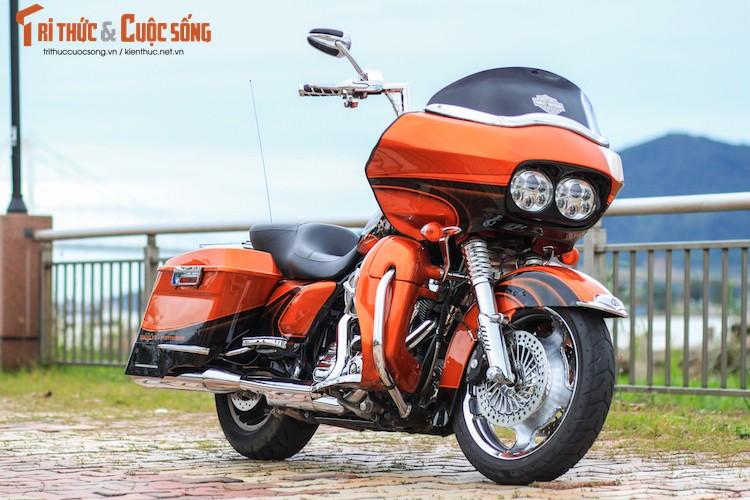 "Harley-Davidson Road Glide ""giat"" CVO tien ty tai Da Nang-Hinh-2"