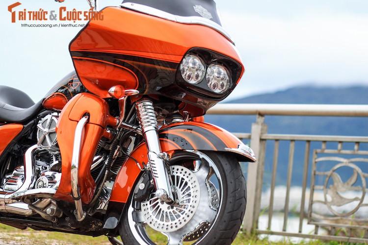 "Harley-Davidson Road Glide ""giat"" CVO tien ty tai Da Nang-Hinh-4"