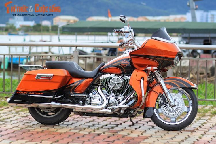 "Harley-Davidson Road Glide ""giat"" CVO tien ty tai Da Nang-Hinh-5"